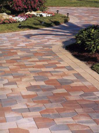 Brick Pavers in New York City